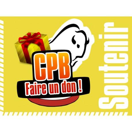 Don pour soutenir le C.P.Besançon Lutte