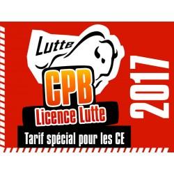 Cotisation Lutte - Tarif CE