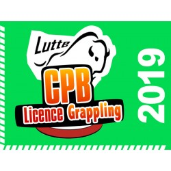 Licence 2019 GRAPPLING CPB